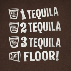 tequila counting # tequila # quotes # humor # alcohol go to www ...