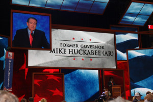 Favorite quote from Mike Huckabee's speech,