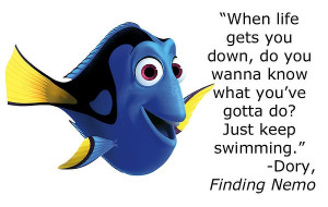 Inspiring Disney Pixar Quotes