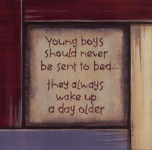 Young Boys ~ Fine-Art Print