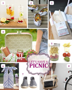 Picnic items quotes