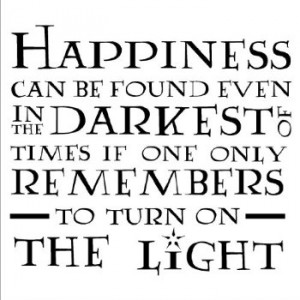 Dumbledore Quotes