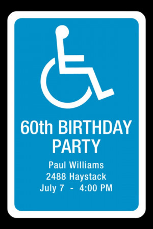 ... printable funny 60th birthday cards funny happy 60th birthday sign
