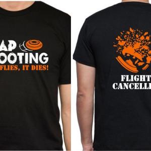 Trap Shooting T-Shirts~