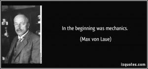 More Max von Laue Quotes