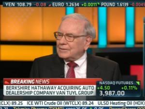 Warren Buffett Buys An Auto Dealer, Defends The Burger King Deal, And ...