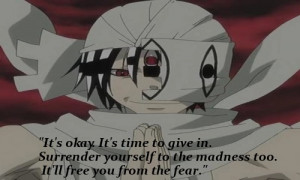 Madness Quotes Soul Eater Tags #soul eater #quote