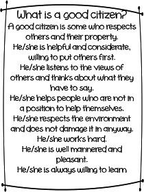 Quotes About Being A Good Citizen. QuotesGram