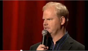 Audio: Comedian Jim Gaffigan