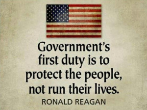 Another great Ronald Reagan quote!
