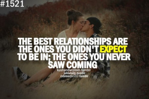 Unexpected Relationships