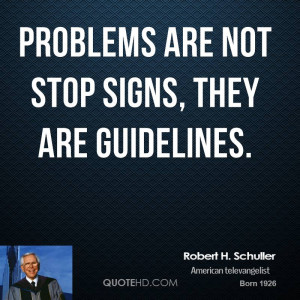 Shame Picture Quotes Tweet Problems Are Not Stop Signs