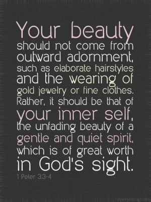 Peter 3:3-4