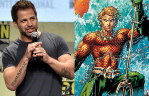 Director Zack Snyder Calls Into Detroit Radio Show to Defend Aquaman
