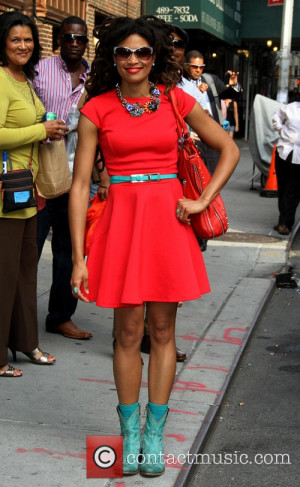 valerie june celebrities outside the ed sullivan 3828068