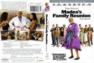 Tyler Perry Madea Family Reunion Wedding