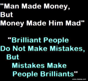 Funny Quotes Successful Man And Woman