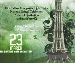 23 March Pakistan Day