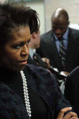 christopher hitchens michelle obama thesis The first lady of america four years ago christopher hitchens was ominously arguing in slate that michelle obama's princeton thesis might link her to the.