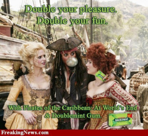 BLOG - Funny Pirates Of The Caribbean