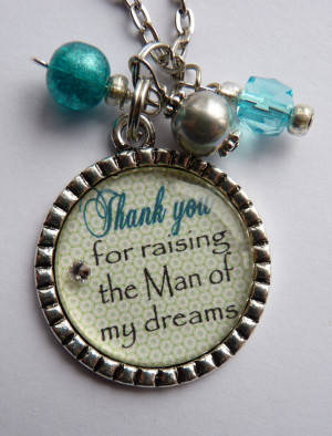 Sweet Mother In Law Quotes Mother of the groom necklace,