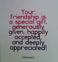 my friends for being you more thank you gifts for friends friendship ...