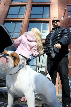 Ice T Law And Order Quotes Ice-t and coco on set of law and order: svu