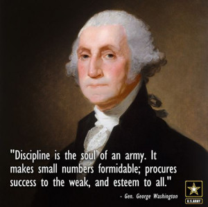 General George Washington Quote