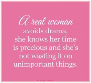 REAL woman.