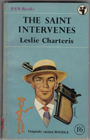 Leslie Charteris Pan 147 Paperback 1950 First Edition: Leslie ...