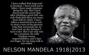 NELSON MANDELA 1918 2013 PHOTO MARK BELL - UNITED PHOTO PRESS