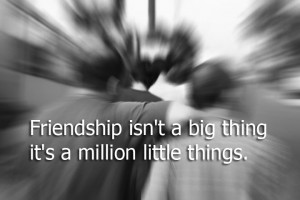 friendship quotes high school