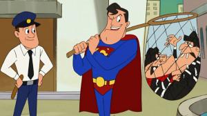 Super History of Superman: Superman Vs The Elite (2012)