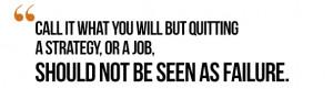 Robert Herjavec Quote - I Quit
