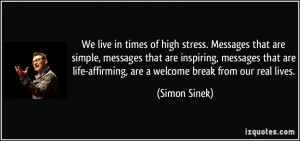 More Simon Sinek Quotes