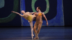 Wendy Whelan and Tyler Angle in Pictures at an Exhibition Choreography ...
