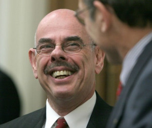 ... investigate how human and pig DNA was combined to form Henry Waxman
