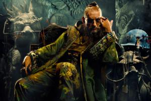 Iron Man 3′ Poster: Mandarin Strikes a Pose