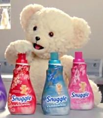 snuggle bear commercial snuggle