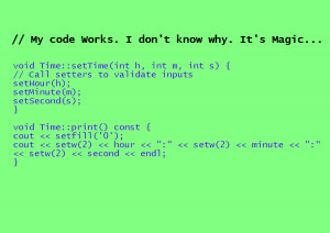 Funny code comments :Docsity Blog