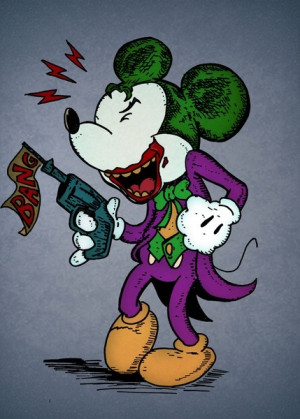 awesome mickey mouse joker1 Random Acts of HYDRA (20 Pics)