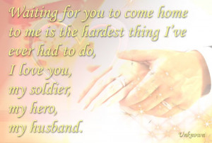 Waiting for you Cute love letter quotes