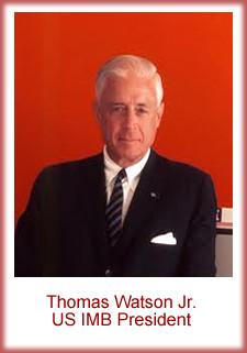 Quotes by Thomas Watson Jr