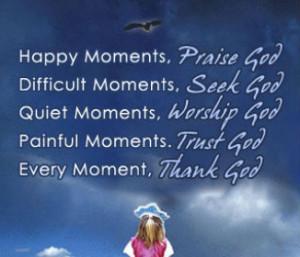 Seek God Quotes