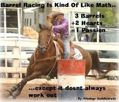 barrel racing sayings and quotes