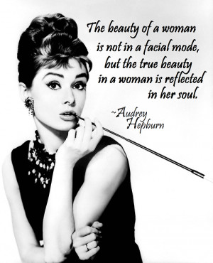 QUOTES: From my icon..Audrey Hepburn.
