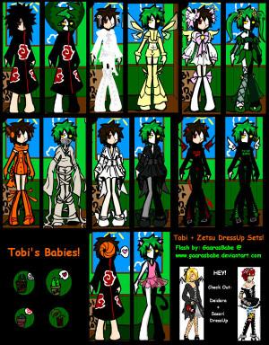 Tobi Uchiha Obito Zetsu Death