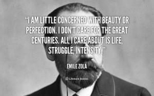 Emile Zola Quotes