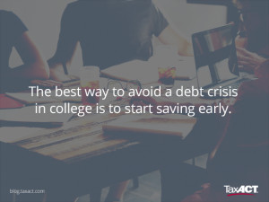 ... tax breaks to folks who invest money in college savings accounts
