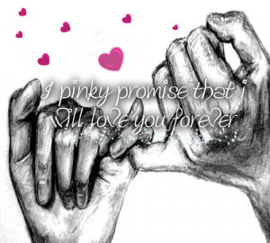 Pinky Promise That Will